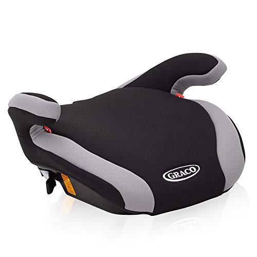 Graco Connext Auto-Kindersitzerhöhung, Autositz ab 6 bis 12 Jahren (22-36 kg), Booster Kindersitz Gruppe...