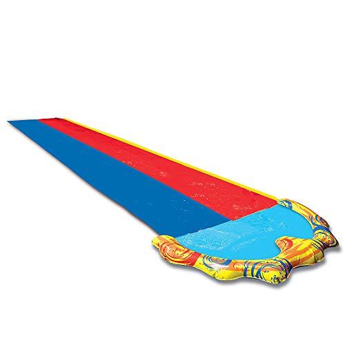 Banzai Splash Sprint Racing Slide, 488 cm L x 147 cm