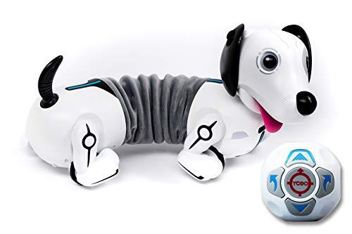 Silverlit Germany GmbH YCOO - ROBO DACKEL - Silverlit Toys - Ferngesteuerter und ausziehbarer Hund -...