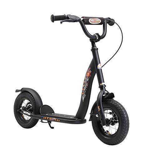 BIKESTAR Roller Kinderroller Tretroller Kickscooter mit Luftreifen für Jungen und Mädchen ab 4-5 Jahre...