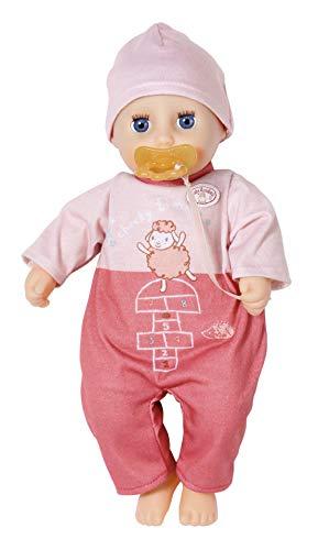 Zapf Creation 706398 Baby Annabell My First Cheeky Annabell, Puppe mit Funktion und Geräuschen, 30 cm