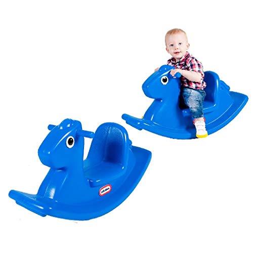MGA Entertainment Little Tikes 167200072 - Schaukelpferd, blau