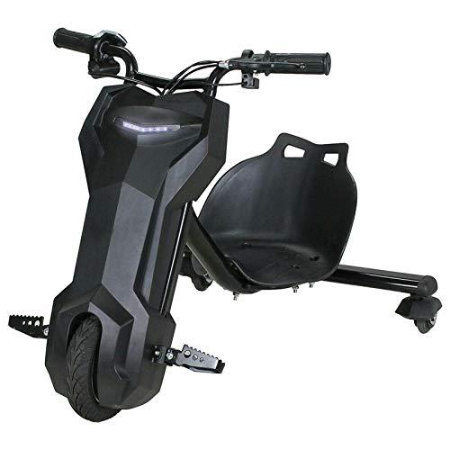Drift Trike Bike Elektro Go Kart mit Trommelbremse vorne für Kinder und Erwachsene
