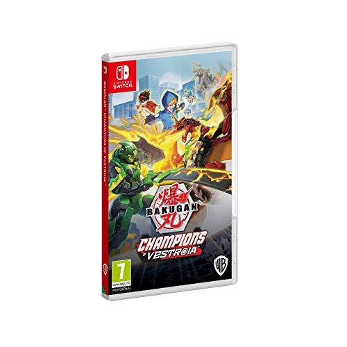 Bakugan Champions von Vestroia (Nintendo Switch) [