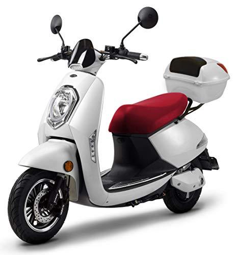 Elektroroller Elettrico Li, 1200 Watt, E-Motor, bis zu 120 km Reichweite, E-Scooter, Elektro-Roller,...