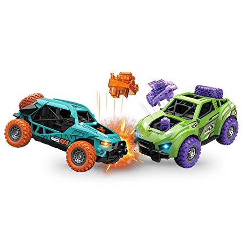 welltop Aufziehautos Spielzeugautos Set, Metall Zurückziehen Mini Aluminiumlegierung Körper Spielsachen...
