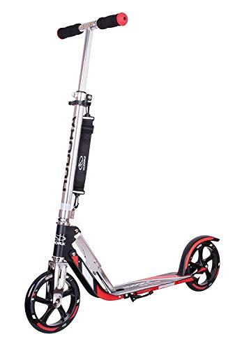 HUDORA 14724 BigWheel 205-Das Original mit RX Pro Technologie-Tret-Roller klappbar-City-Scooter,...