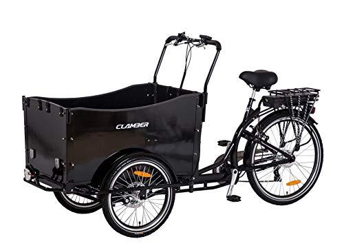 "E-Lastenrad ""E-Donkey"", E-Lastenfahrrad, Kindertransport, Transport E-Bike, Elektro Fahrrad,..."