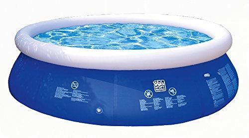 Happy People 77774 Pool-77774 Pool, blau