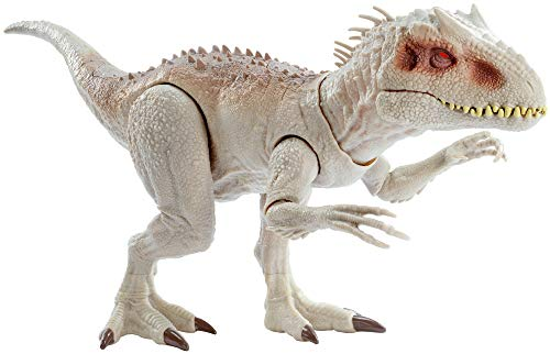 Jurassic World GNH35 - Fressender Kampfaction Indominus Rex, Abweichungen in Verpackung vorbehalten