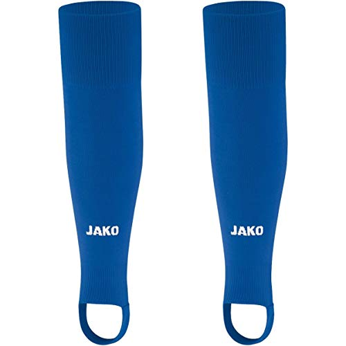JAKO Kinder Glasgow 2.0 Stutzen, Blau (royal), 1 (Herstellergröße: Junior), 3414