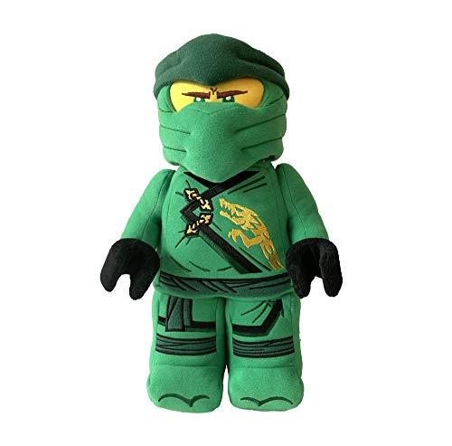 Manhattan Toy 335530 Lloyd Ninja Krieger Lego NINJAGO Plüsch Charakter, Multicolour, 33.02cm