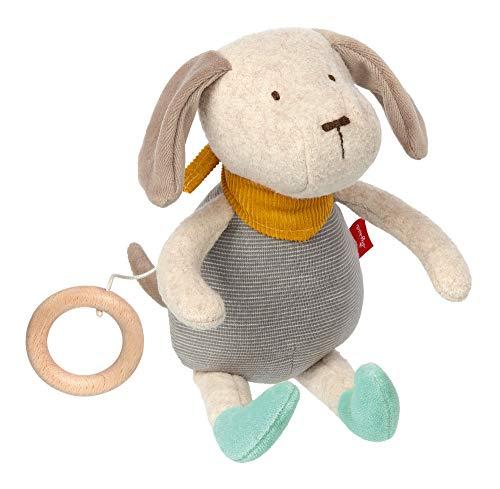 Sigikid, Mädchen und Jungen, Hund Signature Collection, Babyspielzeug, empfohlen ab 0 Monaten,...