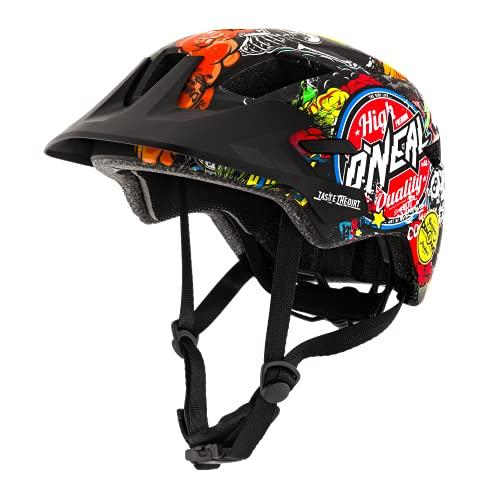O'NEAL | Mountainbike-Helm | Kinder | Enduro All-Mountain | Innenfutter abnehmbar, Fidlock...