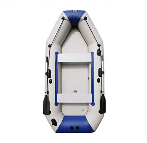 4-5 Personen Ausflug Aufblasbares Kajak-Angriffsboot Mit Aluminium-Rudern Und...
