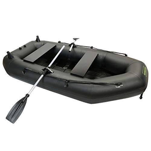 WatersideSchlauchboot Hunter-SP 235   Paddelboot inkl. Paddel, Pumpe   Sportboot, Angelboot