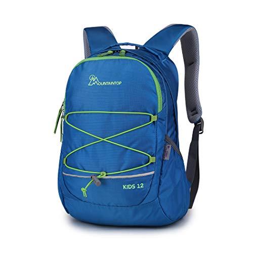MOUNTAINTOP Kinderrucksack Kleiner Tagesrucksack Schulrucksack Kindertasche für Mädchen Jungen, 29 x 15...