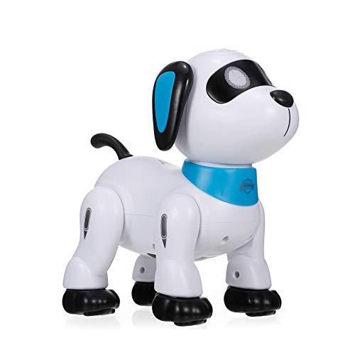 Goolsky K21 Elektronischer Roboter Hund Stunt Hund Fernbedienung Roboter Hundespielzeug Sprachsteuerung...