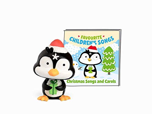 tonies Hörfigur (Englische Version) Favourite Children's Songs für die Toniebox: Christmas Songs and...