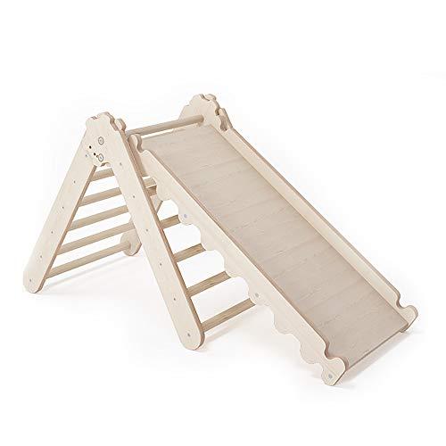 MAMOI Triangle Gym Dreieck v.2 für Kinder Modernes | Klettergerüst Indoor Kinder minimalistisches...
