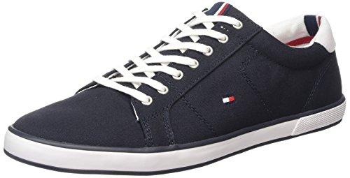 Tommy Hilfiger Herren H2285arlow_1d' Sneaker, Midnight, 41 EU