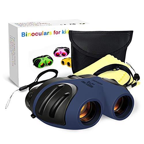 SOKY Fernglas Kinder Geschenke für Jungen, Mini Fernglas für 3-8 jährige Kinder Spielzeug für...