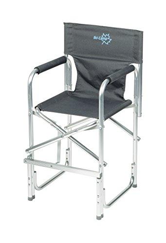 Bo-Camp BC Aluminium Stuhl, anthrazit, Nicht zutreffend