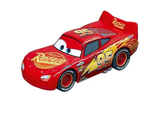 Carrera Disney Pixar Cars Lightning McQueen Rennauto für alle Carrera GO!!! Bahnen | Zusätzlicher,...