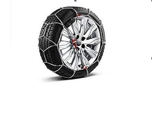 Audi 4F0091365 Schneeketten-Satz 'Basis-Klasse' für 225/55 R16 - 215/55 R17 - 225/50 R17 - 225/45 R17-...