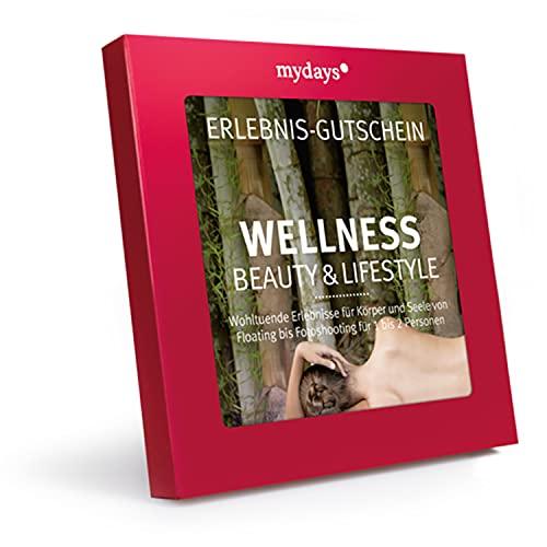 mydays Erlebnis-Gutschein Wellness, Beauty & Lifestyle, 1 bis 2 Personen, 70 Erlebnisse, 520 Orte,...