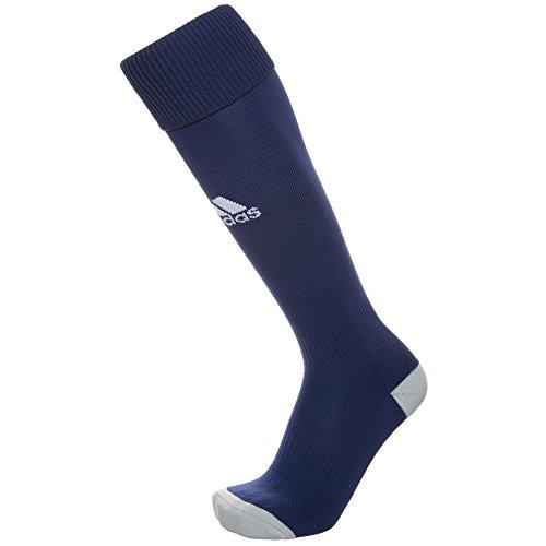 Adidas Unisex Kinder Milano 16 Socken, Dunkel Blue/Weiß, 2.5-4 UK (34-36 EU)
