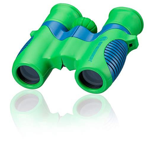 Bresser Junior Kinderfernglas 6x21 für Kinder mit Mitteltriebfokussierung und robustem gummiarmiertem...