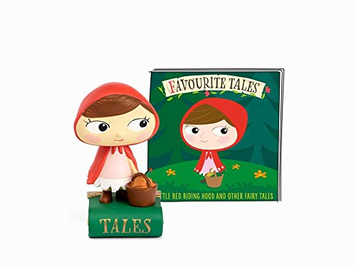 tonies Hörfigur (Englische Version) Favourite Tales für die Toniebox: Little Red Riding Hood and other...
