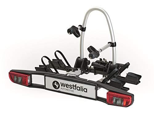 Westfalia BC 350036600001 60 Fahrradträger für die Anhängerkupplung - Zusammenklappbarer...