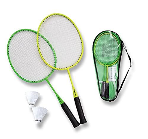 Sunflex Kinder Matchmaker JUNIOR Badminton Set bunt Einheitsgröße