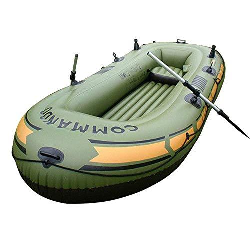 Kajak Aufblasbares Boot, Kanu Erwachsene Kinder Toy Kayak, Geeignet Für Angeln, Outdoor, Wassersport,...