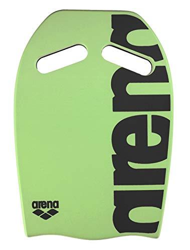 arena Unisex Schwimmbrett Kickboard als Schwimmhilfe oder zum Kraft- und Techniktraining), Green (60),...