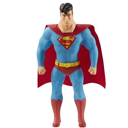Stretc.h Armstrong 34548 Justice League Minis – Superman, Actionfigur, Blau