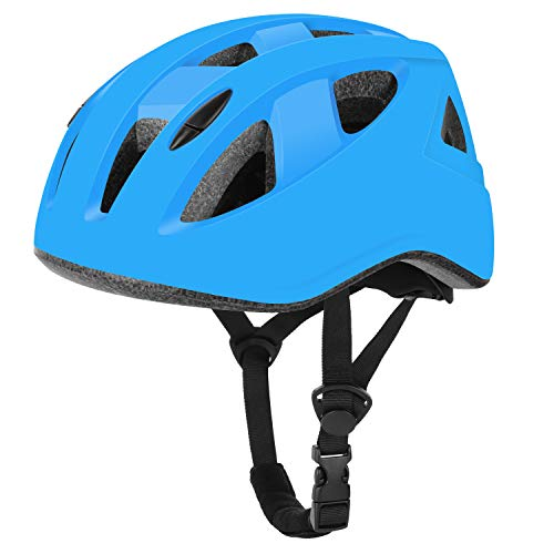 WayEee Kinderhelm Fahrradhelm Kinder Skaterhelm Verstellbaren Schutzhelm für Kinder 4 bis 12 Jahre...