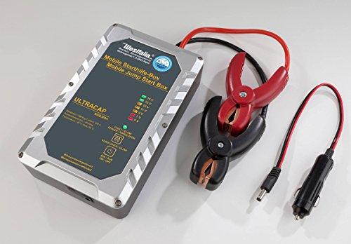 Mobile Starthilfe Box Jump Starter ULTRACAP MSB300A Autobatterie