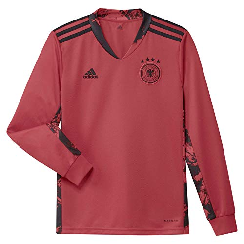 adidas Jungen DFB GK JSY Y Long Sleeved T-Shirt, Glory red, 1516