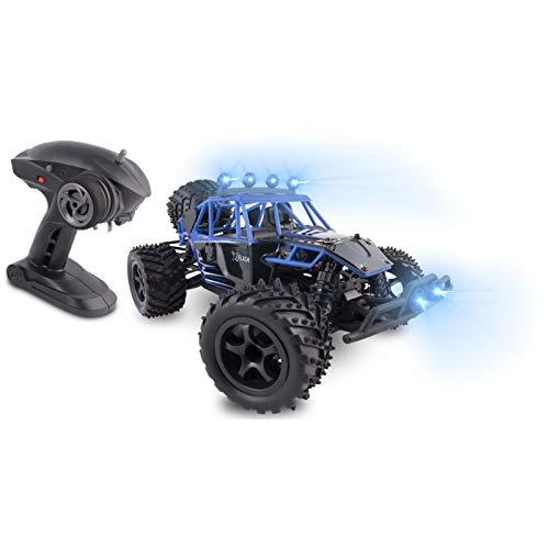 Overmax X-Flash ferngesteuertes Auto RC Auto Reichweite von 100 Meter Geschwindigkeit bis zu 45 km h...