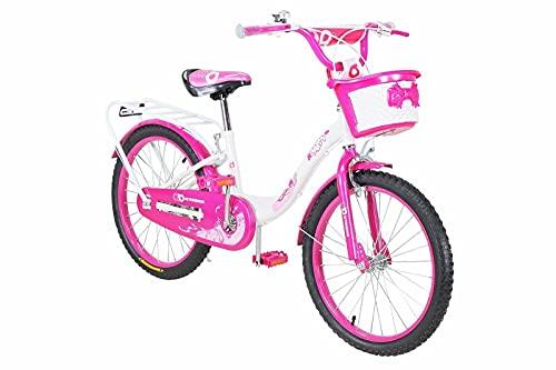 Actionbikes Kinderfahrrad Daisy - 20 Zoll - V-Break Bremse vorne - Seitenständer - Luftbereifung - Ab...