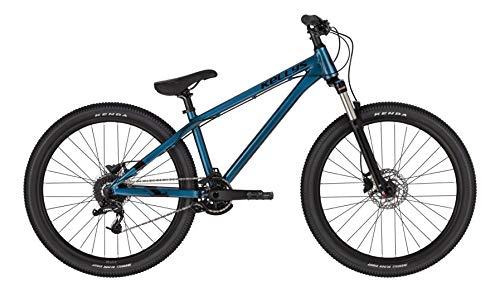 Kellys Whip 50 26R Dirt Mountain Bike 2021 (M/34cm, Blau)