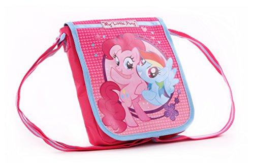 My Little Pony Umhängetasche / Schultertasche 23x23cm