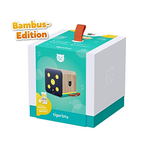 Lenco Tigerbox - Bambus Edition