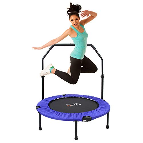Ativafit Fitness Trampoline Kinder 40 (Blau)