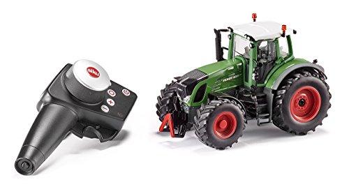 SIKU 6880, Ferngesteuerter Fendt 939 Traktor, 1:32, Inkl. Fernsteuermodul, Metall/Kunststoff, Grün,...