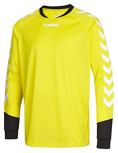 Hummel Jungen T-shirt Essential Gk Jersey T-shirt, Blazing Yellow, 164-176