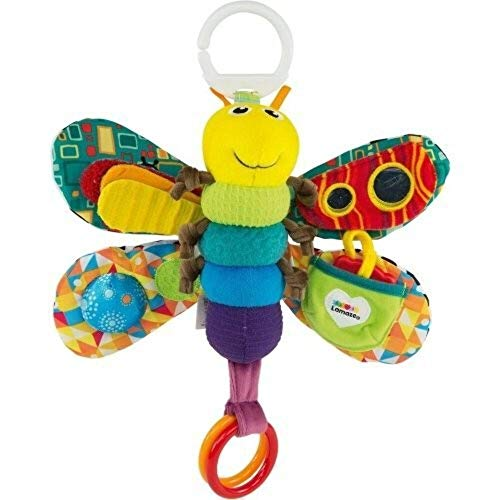 Lamaze: Baby Spielzeug Freddie, das Glühwürmchen